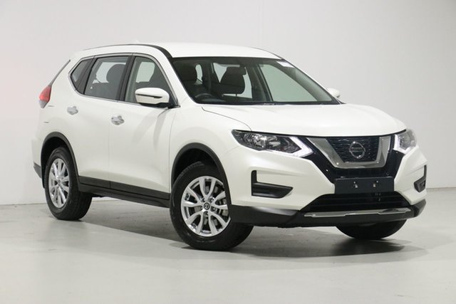 Used Nissan X-Trail T32 Series 2 ST 7 Seat (2WD) (5Yr), 2020 Nissan X-Trail T32 Series 2 ST 7 Seat (2WD) (5Yr) Pearl White Continuous Variable Wagon