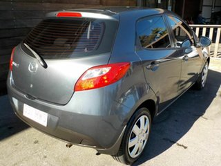 2010 Mazda 2 DE10Y1 Neo Grey 4 Speed Automatic Hatchback.