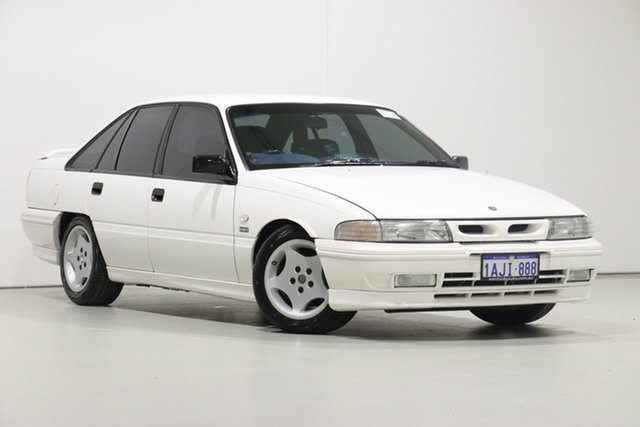 Used Holden Special Vehicles SV VP ClubSport, 1992 Holden Special Vehicles SV VP ClubSport White 5 Speed Manual Sedan