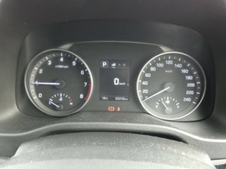 2018 Hyundai Elantra AD MY18 Elite White 6 Speed Sports Automatic Sedan