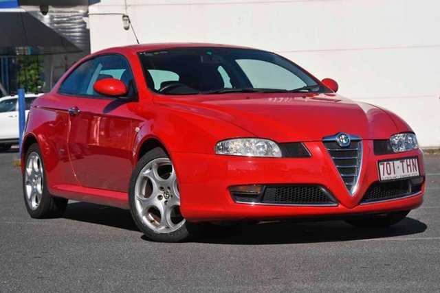 Used Alfa Romeo GT  JTS, 2008 Alfa Romeo GT JTS Red 5 Speed Manual Coupe