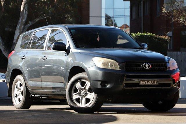 Used Toyota RAV4 ACA33R CV (4x4), 2007 Toyota RAV4 ACA33R CV (4x4) Grey 4 Speed Automatic Wagon