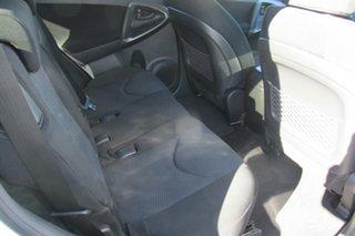 2011 Toyota RAV4 ACA38R MY11 Cruiser 4x2 White 5 Speed Manual Wagon