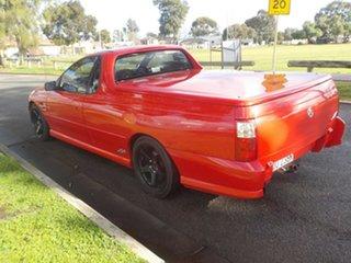 2005 Holden Ute VZ SS Z 6 Speed Manual Utility