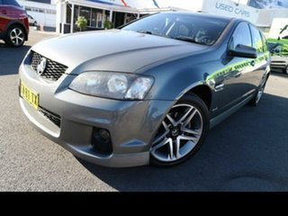 2011 Holden Commodore VE II MY12 SV6 Grey 6 Speed Automatic Sportswagon.