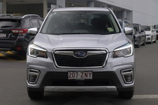 2019 Subaru Forester S5 MY20 Hybrid S CVT AWD Ice Silver 7 Speed Constant Variable Wagon Hybrid