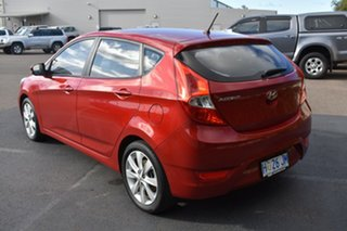 2018 Hyundai Accent RB6 MY18 Sport Red/Black 6 Speed Manual Hatchback