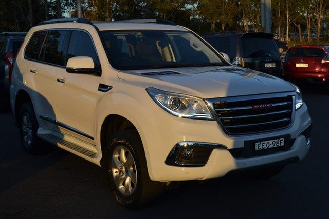 Used Haval H9  Premium, 2015 Haval H9 Premium White 6 Speed Sports Automatic Wagon