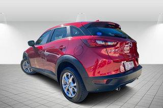 2018 Mazda CX-3 DK2W7A Maxx SKYACTIV-Drive Red 6 Speed Sports Automatic Wagon