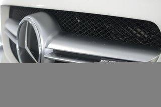 2016 Mercedes-Benz CLA-Class C117 806MY CLA45 AMG SPEEDSHIFT DCT 4MATIC White 7 Speed