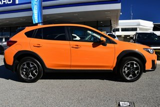 2020 Subaru XV G5X MY20 2.0i-L Lineartronic AWD Wilderness Green 7 Speed Constant Variable Wagon