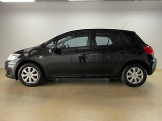 2009 Toyota Corolla ZRE152R Ascent Black 6 Speed Manual Hatchback