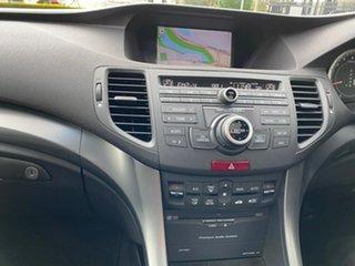 2012 Honda Accord Euro 8th Gen Luxury Navi Red Automatic