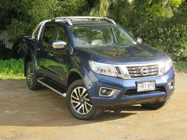 Used Nissan Navara D23 S3 ST-X, 2018 Nissan Navara D23 S3 ST-X Blue 7 Speed Sports Automatic Utility
