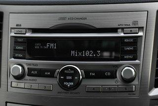 2010 Subaru Liberty B5 MY10 2.5i Lineartronic AWD Premium Maroon 6 Speed Sedan