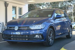 2019 Volkswagen Polo AW MY20 85TSI DSG Comfortline Blue 7 Speed Sports Automatic Dual Clutch