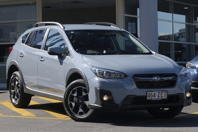 Demo Subaru XV G5X MY20 2.0i-L Lineartronic AWD, 2019 Subaru XV G5X MY20 2.0i-L Lineartronic AWD Cool Grey Khaki 7 Speed Constant Variable Wagon