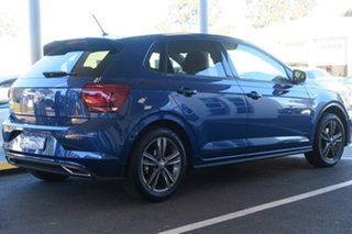 2019 Volkswagen Polo AW MY20 85TSI DSG Comfortline Blue 7 Speed Sports Automatic Dual Clutch.