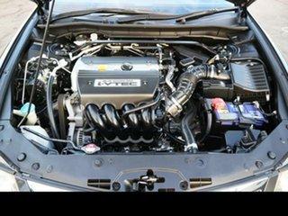 2011 Honda Accord 10 MY11 Euro Luxury Black 6 Speed Manual Sedan