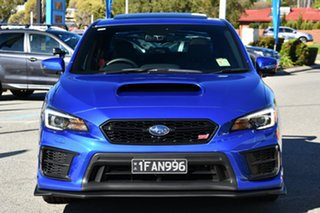 2020 Subaru WRX V1 MY20 STI AWD Premium WR Blue 6 Speed Manual Sedan