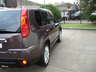 2009 Nissan X-Trail T31 MY10 TL Flint 6 Speed Manual Wagon