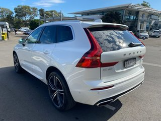 2018 Volvo XC60 (No Series) T6 R-Design White Sports Automatic
