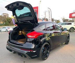 2016 Ford Focus LZ RS Black 6 Speed Manual Hatchback
