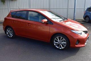2014 Toyota Corolla ZRE182R Levin S-CVT ZR Orange 7 Speed Constant Variable Hatchback.