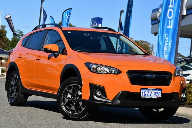 Demo Subaru XV G5X MY20 2.0i-L Lineartronic AWD, 2020 Subaru XV G5X MY20 2.0i-L Lineartronic AWD Wilderness Green 7 Speed Constant Variable Wagon