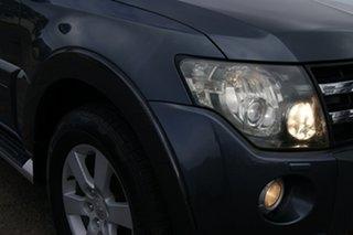 2007 Mitsubishi Pajero NS X Grey 5 Speed Auto Sports Mode Wagon.