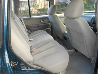 2004 Hyundai Terracan HP MY04 Highlander Blue 4 Speed Automatic Wagon