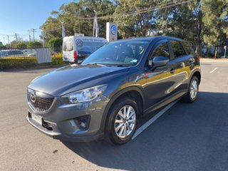 2012 Mazda CX-5 KE Series Maxx Sport Grey Sports Automatic.