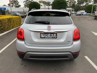 2017 Fiat 500X 334 Cross Plus AWD Silver 9 Speed Sports Automatic Wagon