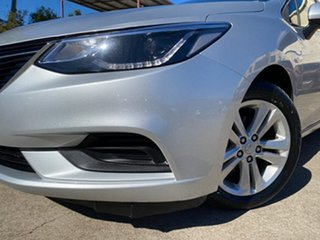 2018 Holden Astra BL MY18 LS+ Silver 6 Speed Sports Automatic Sedan