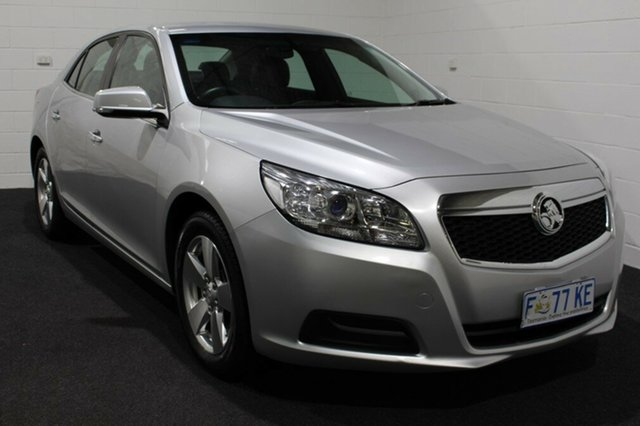 Used Holden Malibu V300 MY15 CD, 2016 Holden Malibu V300 MY15 CD Nitrate 6 Speed Sports Automatic Sedan