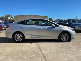 2018 Holden Astra BL MY18 LS+ Silver 6 Speed Sports Automatic Sedan.