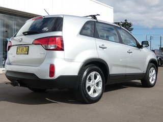 2012 Kia Sorento XM MY12 SI Silver 6 Speed Sports Automatic Wagon