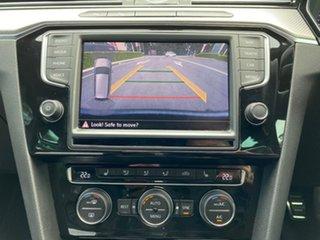 2017 Volkswagen Passat B8 206TSI R-Line Grey Sports Automatic Dual Clutch
