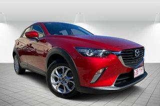 2018 Mazda CX-3 DK2W7A Maxx SKYACTIV-Drive Red 6 Speed Sports Automatic Wagon.
