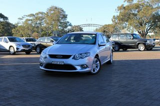 2009 Ford Falcon Silver Automatic.