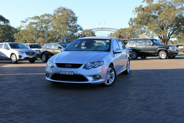 Used Ford Falcon  , 2009 Ford Falcon Silver Automatic