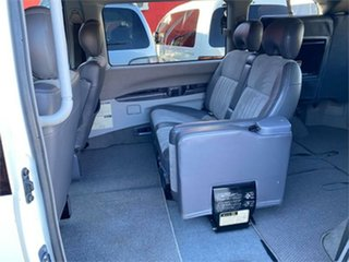 2005 Mitsubishi Delica PD6W Spacegear Chamonix White Automatic Van Wagon
