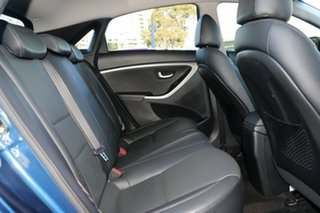 2014 Hyundai i30 GD MY14 SE Blue 6 Speed Automatic Hatchback