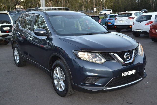 Used Nissan X-Trail T32 ST X-tronic 4WD, 2016 Nissan X-Trail T32 ST X-tronic 4WD Blue 7 Speed Constant Variable Wagon