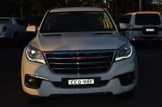 2015 Haval H9 Premium White 6 Speed Sports Automatic Wagon