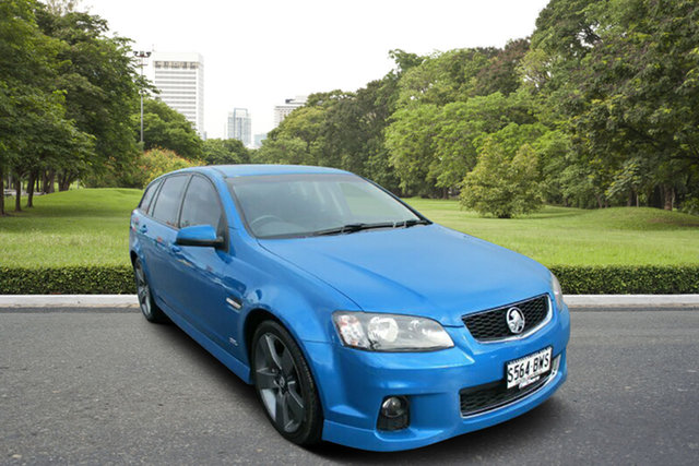Used Holden Commodore VE II MY12.5 SV6 Sportwagon Z Series, 2012 Holden Commodore VE II MY12.5 SV6 Sportwagon Z Series 6 Speed Sports Automatic Wagon