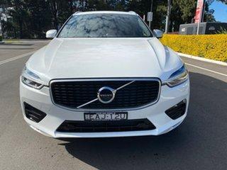 2018 Volvo XC60 (No Series) T6 R-Design White Sports Automatic.