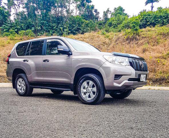 Demo Toyota Landcruiser Prado  , 2019 Toyota Landcruiser Prado Avant-Garde Bronze Metallic Automatic Wagon