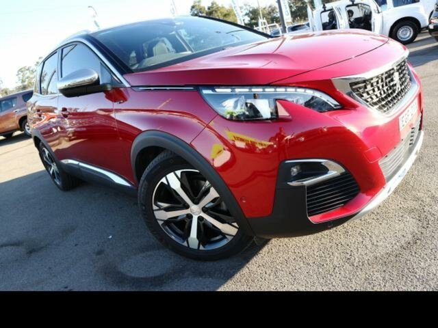 Used Peugeot 3008  , 2018 PEUGEOT 3008 2WD SUV GT 2.0 BLUEHDI 133KW S&S EAT6