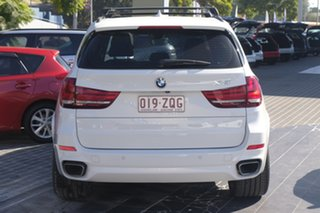 2016 BMW X5 F15 sDrive25d White 8 Speed Automatic Wagon